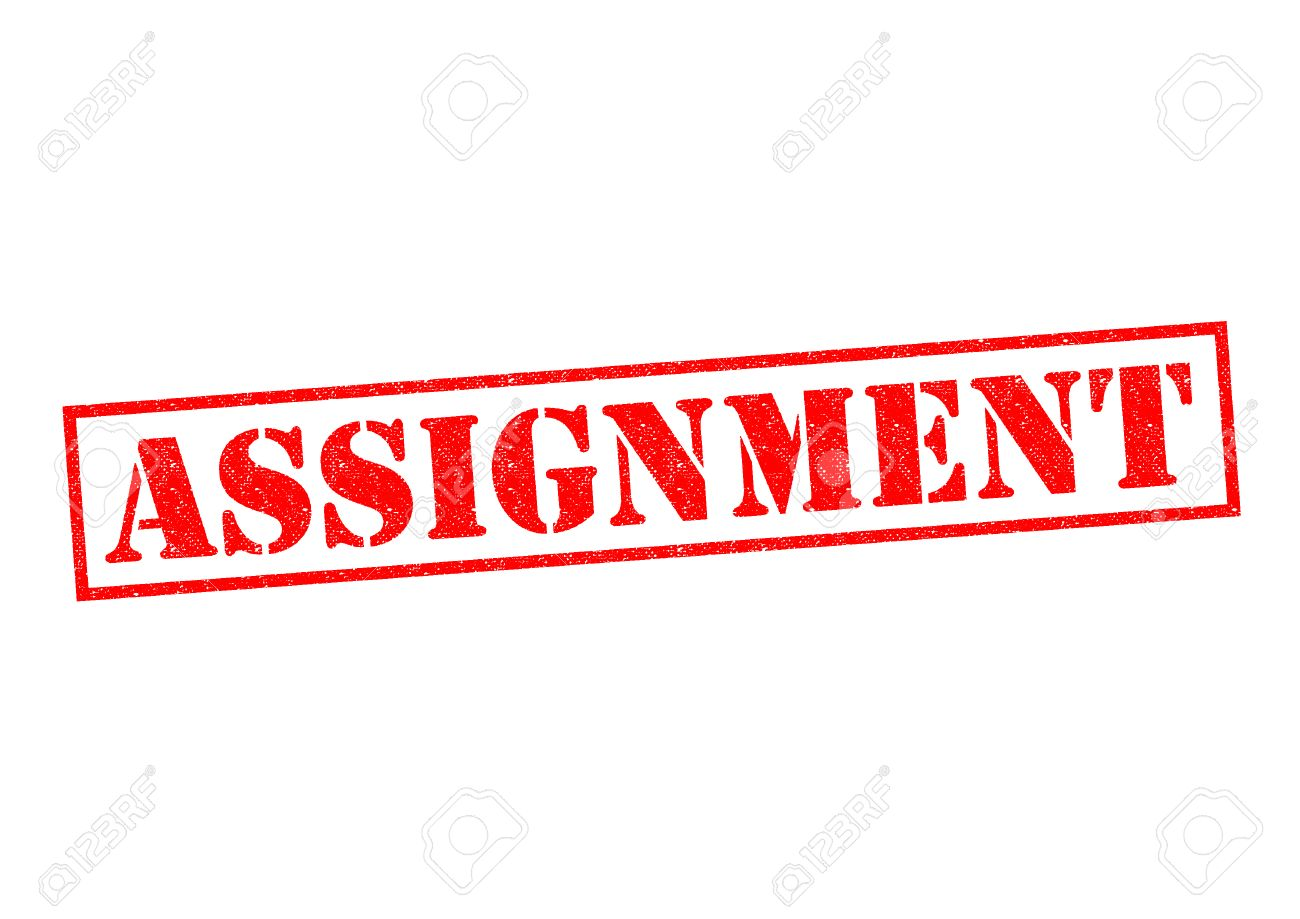 Who does assignment