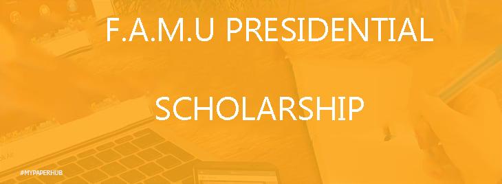 Scholarship to FAMU