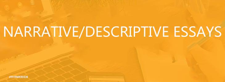 narrative/descriptive essay