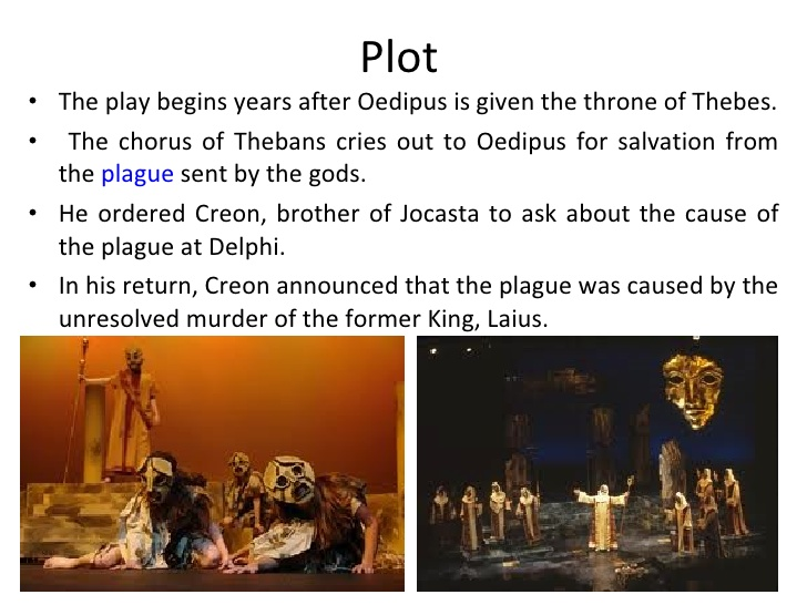 oedipus rex critical analysis
