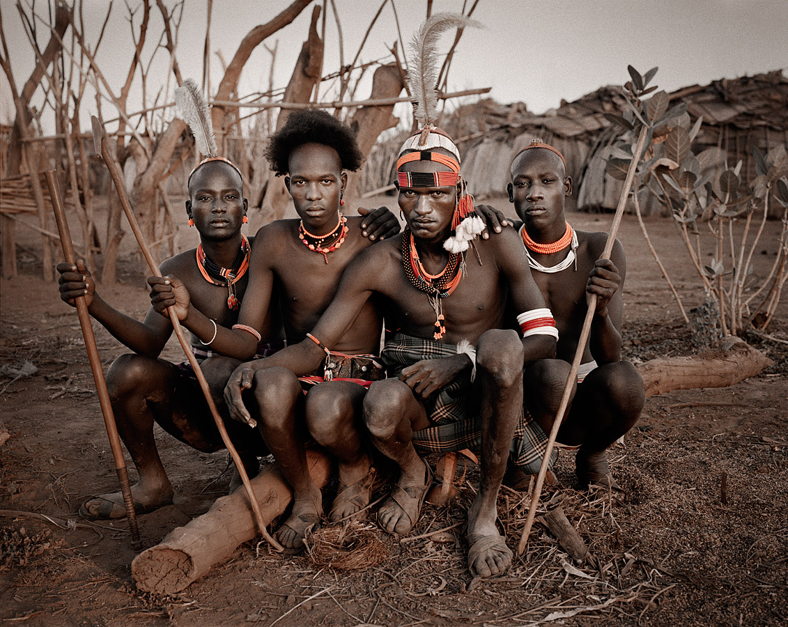 Puberty and Initiation Rites among the Akan People